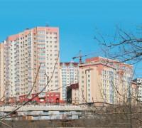 16-ти этажный жилой дом по ул. Кирова